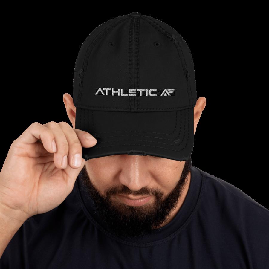Athletic AF Distressed Dad Hat