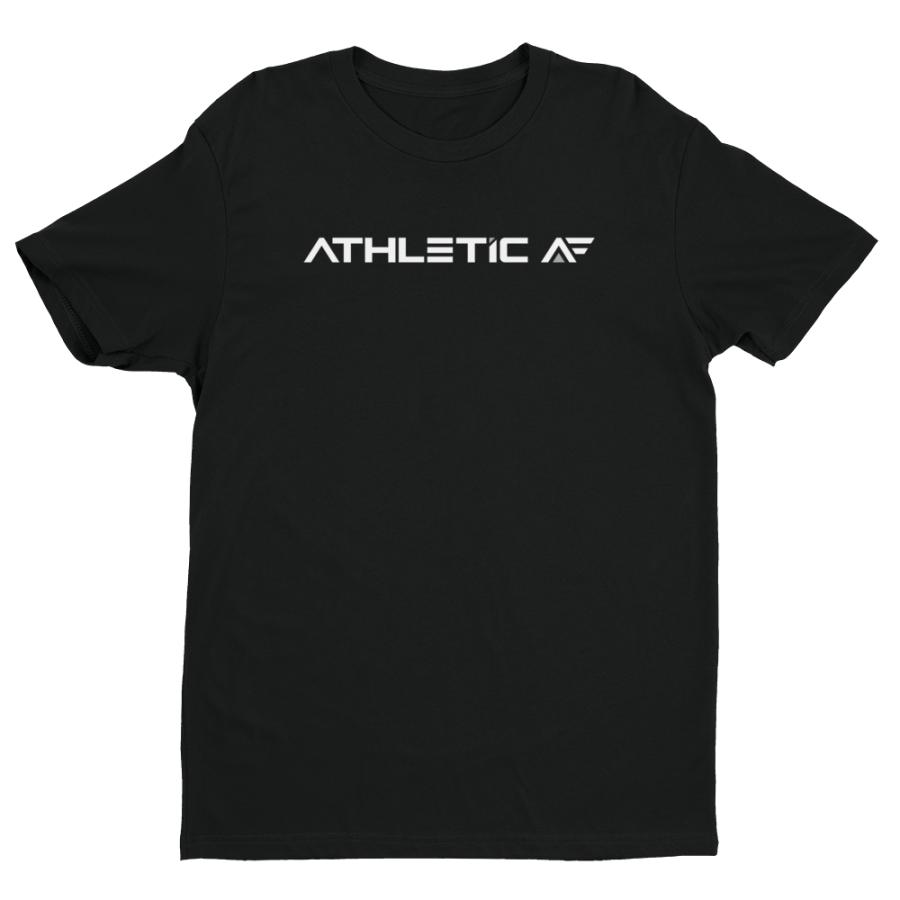 Short Sleeve T-shirt John Madsen| Athletic AF | Upgrade your fitness