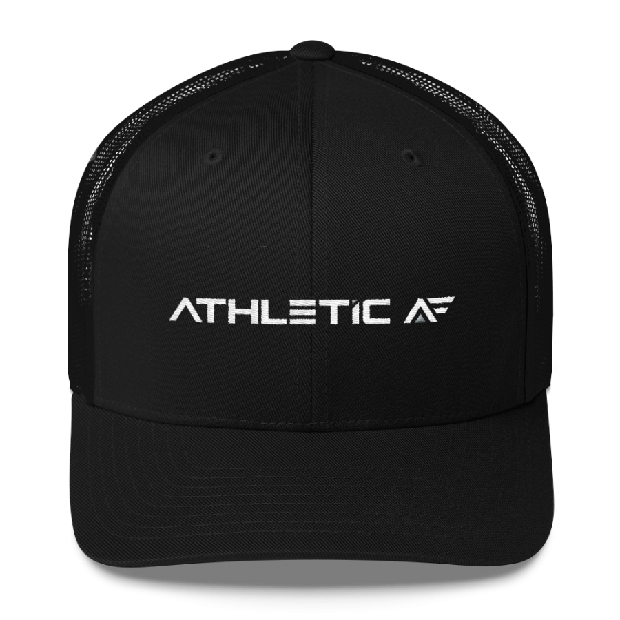 Trucker Cap Athletic AF by John Madsen | Athletic AF | Upgrade your fitness