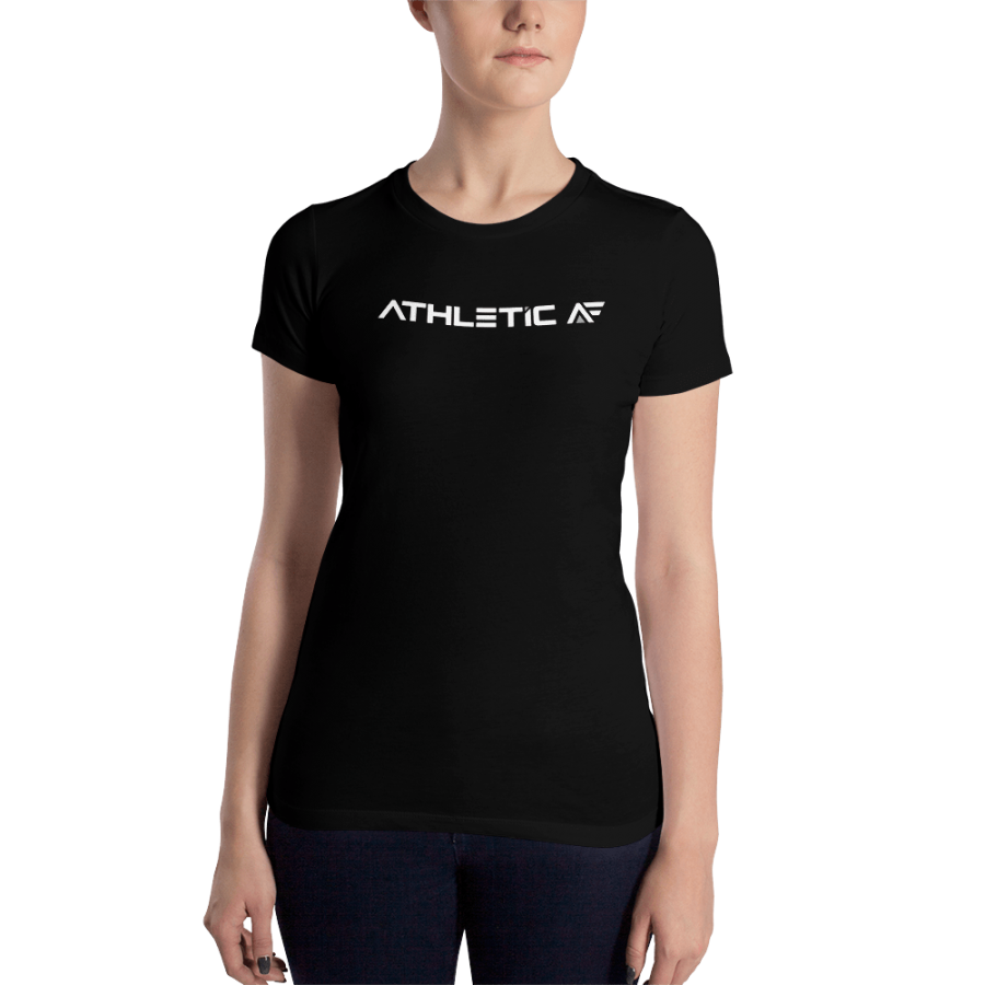 Women's T-Shirt by John Madsen | Athletic AF | Upgrade your fitness