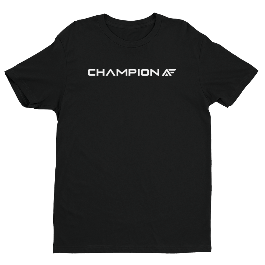 Short Sleeve Champion AF T-shirt