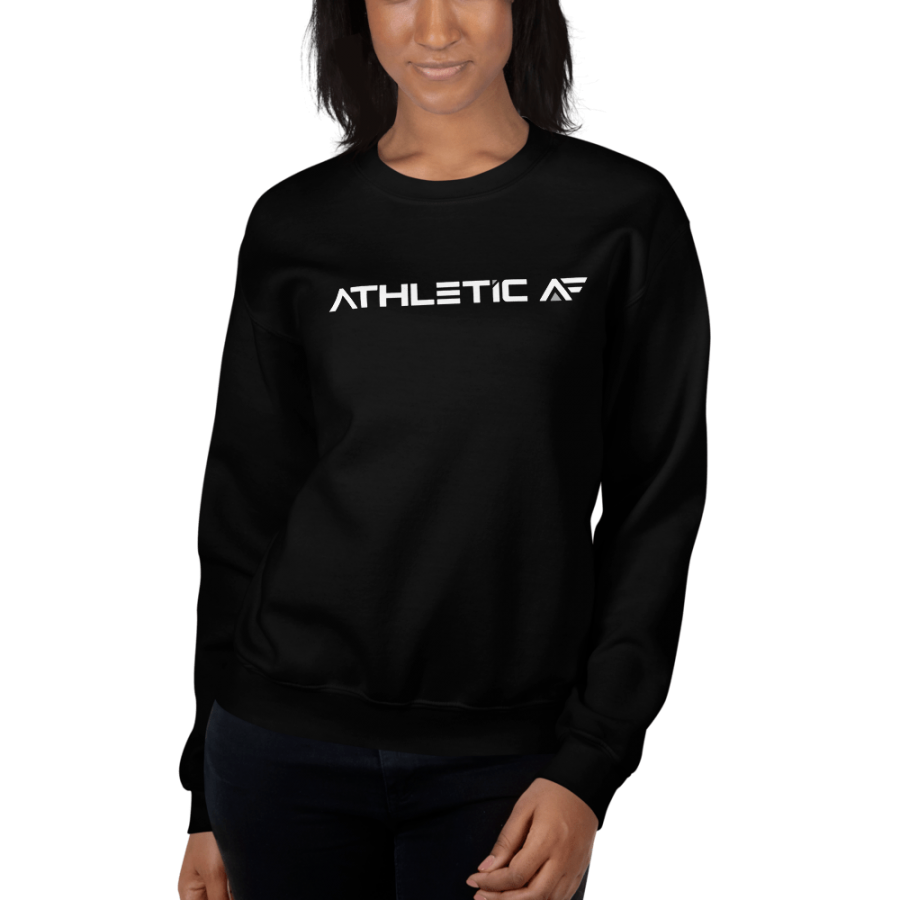 Women Sweatshirt by John Madsen | Athletic AF | Upgrade your fitness